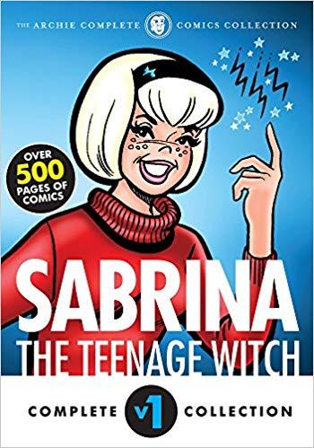Sabrina The Teenage Witch sur le blog littéraire Parlons Fiction
