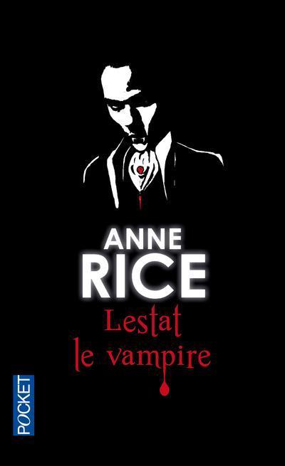Couverture pocket Lestat le vampire Anne Rien blog littéraire Parlons fiction